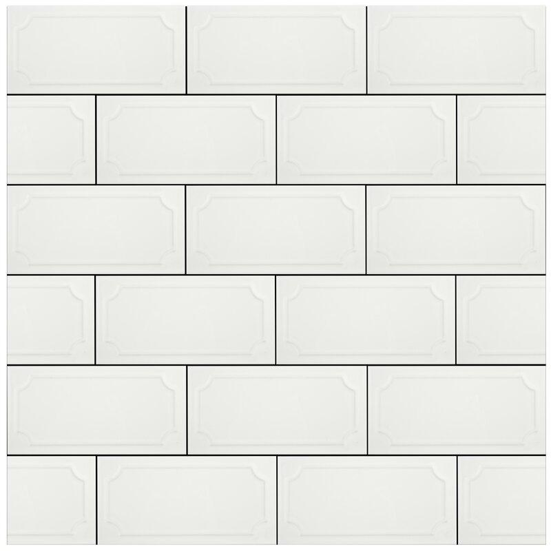 Thira 4 X 7 88 Ceramic Subway Tile