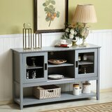 Maddison 55 Wide Buffet Table by Gracie Oaks