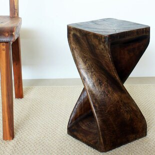 Find a Belen Twist End Table By Mistana