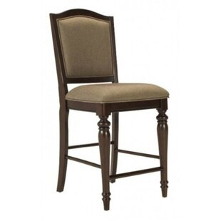 Aubrianna Upholstered Bar Stool by Darby ..