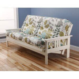 Leavittsburg Futon and Mattress by Red Barre..