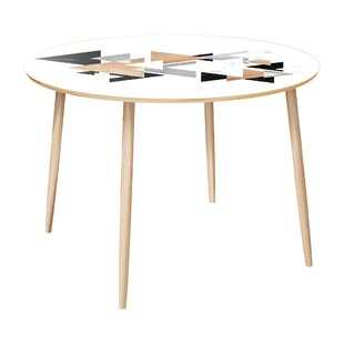 Bramble Hill Dining Table by Bungalow Rose