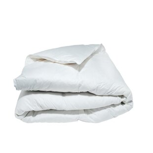Hungarian Goose Feather And Down 10.5 Tog Duvet By Symple Stuff