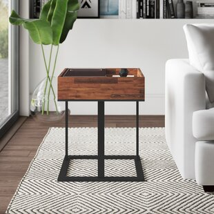 Manns End Table by Mercury Row
