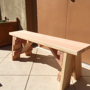 Sherwin Wooden Picnic Bench by Freeport Park New Design