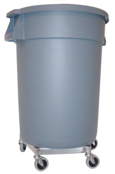 Pvifs 500 Lb Capacity Trash Can And Keg Furniture Dolly Wayfair