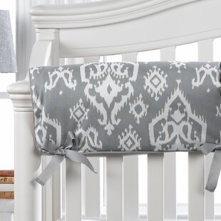 Reviews Raji Crib Rail Cover By Liz and Roo Fine Baby Bedding