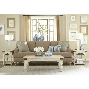 Calila 4 Piece Coffee Table Set