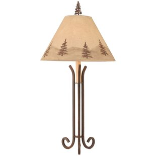 Rustic Living 33 Table Lamp