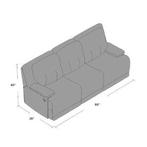 Golston Reclining Sofa by Darby Home Co