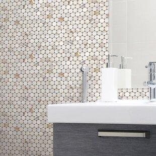 villicana circle tile 98 l x 196 w peel and stick wallpaper roll