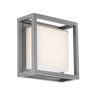 Online Reviews Outdoor LED Flush Mount By Modern Forms