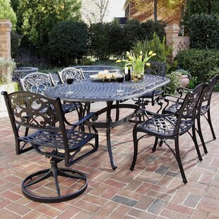 Six 7 Piece Dining Set