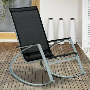 Sedillo Rocking Chair By Sol 72 Outdoor