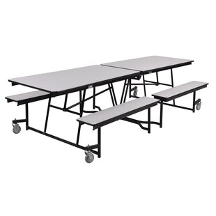 cafeteria tables you ll love wayfair
