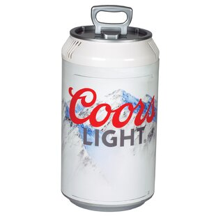 Coors Light Mini Compact Refrigerator