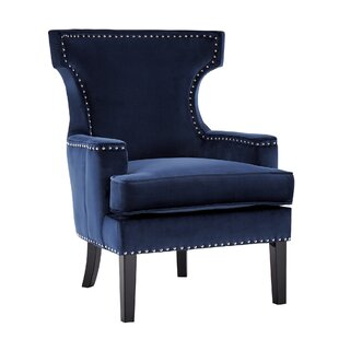 Mikhail Wingback Chair by ..