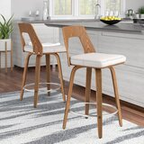 Emory Bar & Counter Stool (Set of 2) by Langley Street™