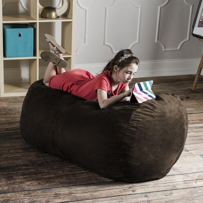 Groovy Jaxx Jr Bean Bag Lounger Unemploymentrelief Wooden Chair Designs For Living Room Unemploymentrelieforg