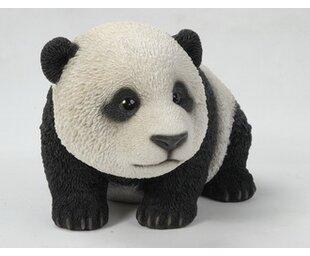 Hi-Line Gift Ltd. Baby Panda Crawling Statue
