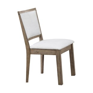 Jaycee Upholstered Dining Chair (Set of 2) Gracie Oaks