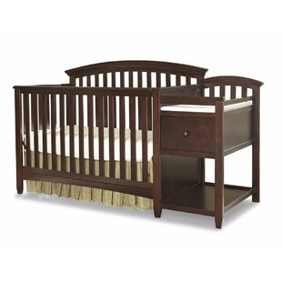 Affordable Montville 2-in-1 Crib and Changer Combo By Imagio Baby by Westwood Design
