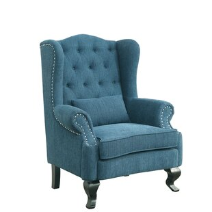 Willow Wingback Chair by A&J Homes Studio