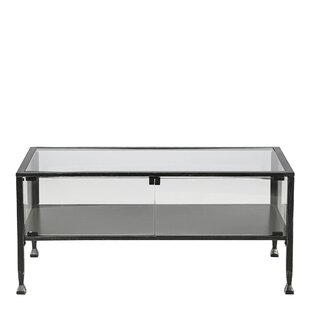 Aldridge Coffee Table With Storage By Three Posts