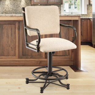 Durrah 30 Swivel Bar Stool DarHome Co