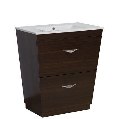 Remarkable Kao Floor Mount 21 Single Bathroom Vanity Set Download Free Architecture Designs Intelgarnamadebymaigaardcom