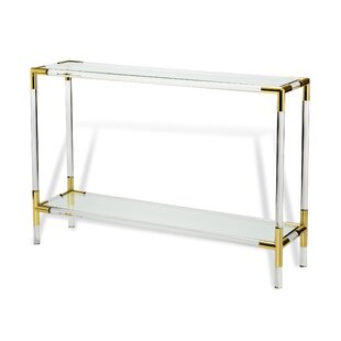 Interlude Julien Console Table