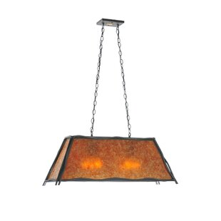 Meyda Tiffany Sticks 6-Light Pool Table Light