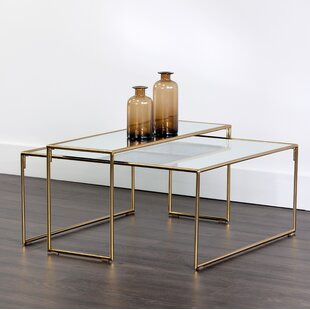 Estelle Bridge Coffee Table
