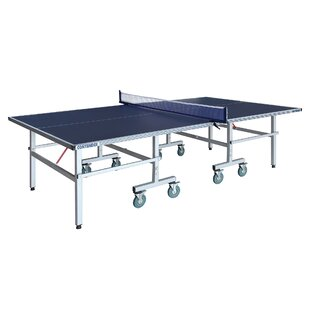 Contender Playback Outdoor Table Tennis Table with Accessories By Hathaway Games