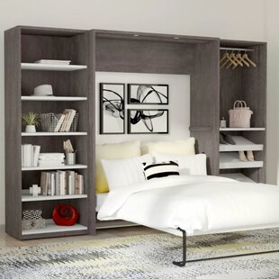 Affordable Medan Classic Murphy Bed by Wade Logan Reviews (2019) & Buyer's Guide