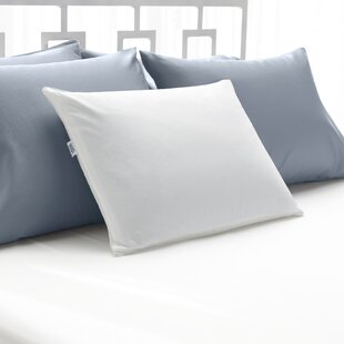 Sleep Innovations Reversible Cooling Gel Medium Memory Foam Queen Pillow
