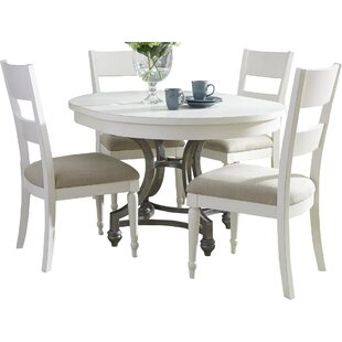 Saguenay 5 Piece Extendable Dining Set Lark Manor