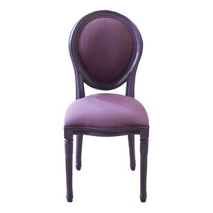 Glass Side Chair