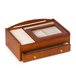 Great choice Valet Jewelry Box By Bey-Berk