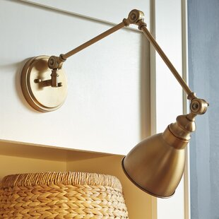Birch Lane™ Hancock Swing Arm Lamp
