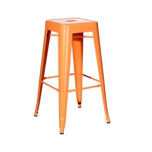 Barhocker Orange alle barhocker sitzfarbe orange wayfair de