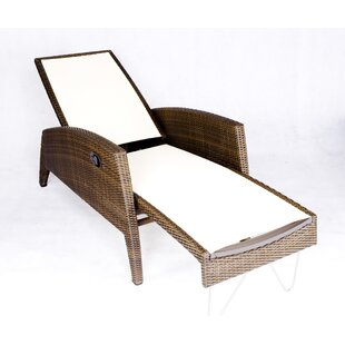 Out of Blue Chaise Lounge