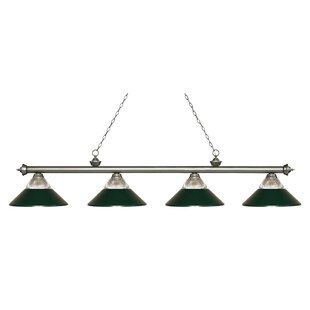 Red Barrel Studio Chapple 4-Light Billiard Light