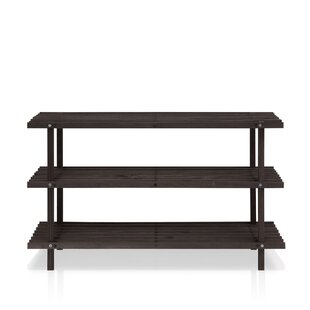 Wildon Home ® 3-Tier 9 Pair Shoe Rack