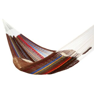Freeport Park Lisa Double Tree Weaving Hammock