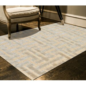 Adkins Cream/Ecru Area Rug