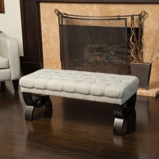 Thorne Upholstered Bench by Winston Porter