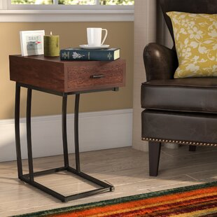 Arledge Side Table by Red Barr..