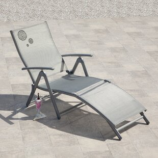 Bleecker Sunlounger Reclining Chaise Lounge