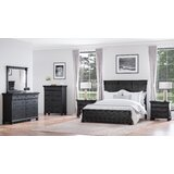 Goodwater Platform Solid Wood 6 Piece Bedroom Set by Darby Home Co